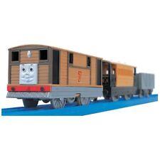 Tomy Trackmaster Thomas & Friends Motorized Toby With Henrietta