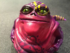 Airbrushed Star Wars Ziro the Hutt Figure (Clone Wars)