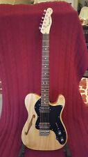 Fender Classic 72 Telecaster Thinline Electric Guitar Japan