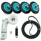 Dryer Parts Belt Idler Pulley Wheel Roller Replacement Repair Kit for Samsung... photo