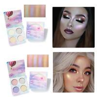 Makeup Eye Shadow Palette Pressed Glitter Shimmer Matte Pigmented Eyeshadow
