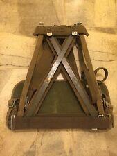 Post WW2 German West German BGS Bundeswehr A-Frame Assault Pack. RARE!