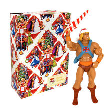 NEW Super 7 HOLIDAY HE-MAN Limited Edition Christmas Exclusive CLUB GRAYSKULL