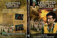 LES TETES BRULEES - Intégrale kiosque - dvd 12  - 2 Episodes