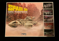 MPC SPACE: 1999 EAGLE TRANSPORTER DELUXE EDITION MODEL KIT SEALED