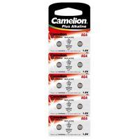 Piles boutons AG 4 /LR66 /LR626/377 Camelion -  Expédition rapide et gratuite