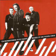 CD Single U2 Sometimes you can't make it on your own 2T