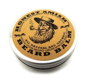 Honest Amish Beard Balm 2oz