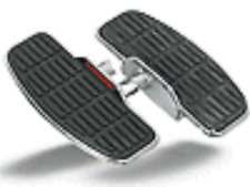 Hyosung Kasinski ATK United Motors Floor Boards GV650 Footrests Floorboards