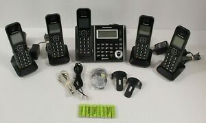 Panasonic KX-TG585 Cordless Telephone with Bluetooth and Digital Answering Mach.