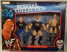 WWF WWE Stone Cold Steve Austin Ultimate Figure Collection Jakks Ruthless (MISB)