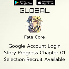 [GLOBAL] ZEON FATE CORE EXOS HEROES STARTER ACCOUNT