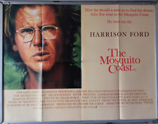 Cinema Poster: MOSQUITO COAST, THE 1986 (Quad) Harrison Ford Helen Mirren