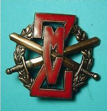 Ned. Brevet ZWARE Militaire Lichamelijke Vaardigheid - sports badge - Nederland