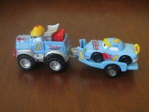 "Maisto ~ Lil Chuck & Friends ~ 2000-02 Hasbro Tonka diecast ""Randy"" Race Team"