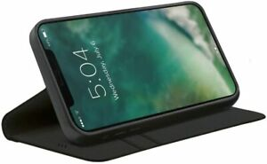 Xqisit Eco Wallet Selection - Anti-bacterial Wallet Case for iPhone 12 / 12 Pro