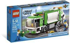 New Sealed Lego 4432 Garbage Truck Bin Lorry (Rare & Retired)