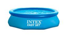 Intex Easy Set Quick Up 305 X 76 Cm Planschbecken Set, mit Pumpe und Filter inkl