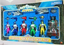 Saban's Power Rangers Lightspeed Rescue - Lightspeed Power Ranger Mega Pack