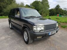 Range Rover p38 4.6 HSE low miles