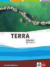 TERRA Erdkunde 1 (2016) für Nordrhein-Westfalen/Schülerbuch 5./6. Klasse -NEU---