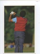 Scarce Trade Card of Seve Ballesteros, Golf 1991 Series 2