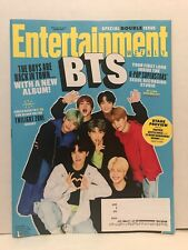 Entertainment Weekly BTS Double Issue April 5/12 2020