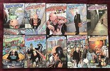 Vertigo Transmetropolitan Lot Of 10 -Vol. #2-10 & #0 Ellis Robertson Comic Books
