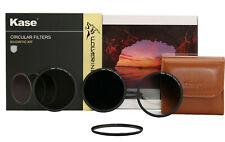 Kase Wolverine 95mm Magnetic Shockproof Glass Filter Kit CPL ND1000 Grad ND 0.9