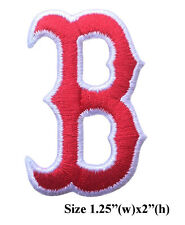"Boston Strong Logo Size 2"" Embroidered Iron On Patch"