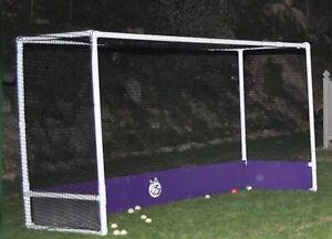 Premiere Field Hockey Net, New,weather treated polyethylene.