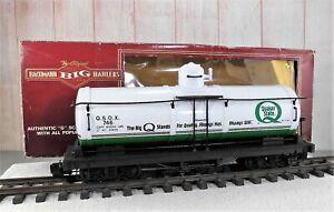 BACHMANN (93436)  QUAKER STATE SINGLE DOME TANK CAR