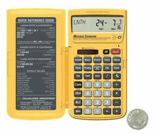 Calculated Material Estimator Calculator 4019 with Spare Cr2016 Battery