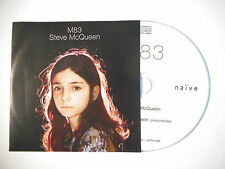M83 : STEVE McQUEEN ♦ CD SINGLE PORT GRATUIT ♦