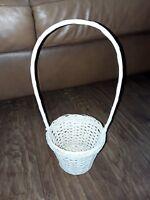 Wicker Baskets. Flowers/table Decorations/arrangements/weddings/occasions.