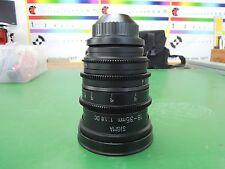 <Order Made> Complete! Ver. Sigma 18-35mm F1.8 DC ART Lens For PL Mount Arri red