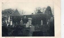 CHURCHYARD, POLMONT: Stirlingshire postcard (C6775).