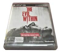 The Evil Within Sony PS3