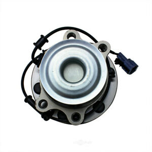 Wheel Bearing and Hub Assembly-RWD Front CRS Automotive Parts NT515064