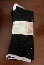 Women's Jessica Simpson 6 pairs crew socks Shoe size 4-10