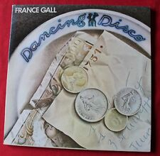 France Gall, dancing disco, LP - 33 Tours