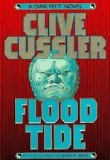 Dirk Pitt: Flood Tide by Clive Cussler (1997, Hardcover)