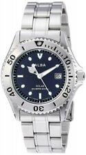 ALBA ALBA Divers AEFD529 Solar Men's Watch Black Dial Regular Inport Original