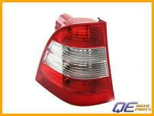 Mercedes W163 ML320 ML350 ML500 Left Tail Light Assembly OEM HELLA 1638202364