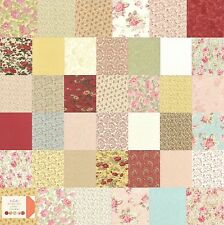 "3 SISTERS FAVORITES Charm Pack from MODA - (42) 5"" factory-cut squares - 906PP"