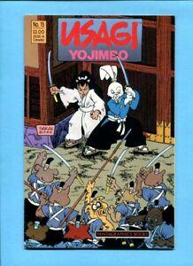 Usagi Yojimbo #15 Fantagraphics March 1989 Stan Sakai