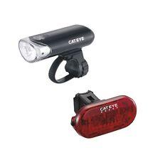 Cateye Omni 5 Front and Rear LED Bike Light Set