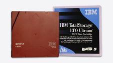 10 pack IBM 46X1290  LTO5 Data Cartridge 3TB Storage Capacity (NEW)