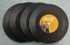 THE NICE GUYS movie promo DRINK COASTER (4 pack)Ryan Gosling Russell Crowe