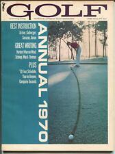 Golf Annual 2/1970-tournaments-instruction-Archer-Sarazen-Archer-Aaron-FN